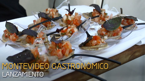 DESCUBR MONTEVIDEO GASTRONMICO